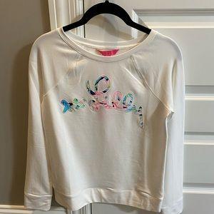 NWT Lilly Pulitzer sweatshirt